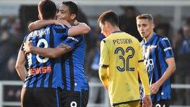 Маліновський став 5-м українцем, який забивав у Серії А