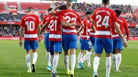 Гранада дома разгромила Алавес: 16-й тур Ла Лиги, матчи субботы
