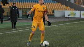 Олександрія втратила Банаду перед фінальним матчем у групі Ліги Європи