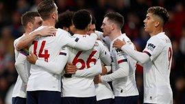 Борнмут – Ливерпуль – 0:3 – видео голов и обзор матча
