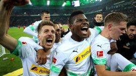 Чергова перемога сенсаційного лідера Бундесліги у відеоогляді матчу Борусія М – Баварія – 2:1
