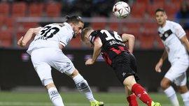 Лугано спас ничью с Ксамаксом перед матчем против Динамо в Лиге Европы
