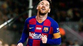 Мессі побив рекорд Роналду за кількістю хет-триків у Ла Лізі