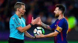Барселона – Реал: визначився арбітр багатостраждального Ель Класіко