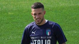 Защитника сборной Италии уличили в использовании экипировки с фашистской символикой