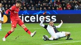 Байєр – Ювентус – 0:2 – відео голів та огляд матчу