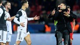 Роналду розізлився на фаната, який хотів із ним сфотографуватися після матчу з Байєром