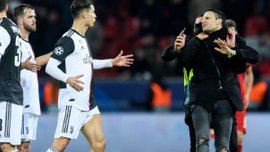 Роналду разозлился на фаната, который хотел с ним сфотографироваться после матча с Байером