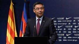 Барселона – Реал: Бартомеу зробив заяву щодо ймовірного перенесення Ель Класіко