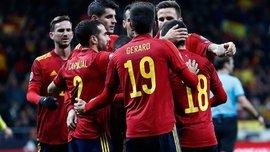 Испания перед стартом на Евро-2020 проведет спарринг с действующими чемпионами континента