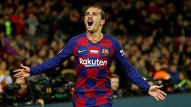 Гризманн рассказал, почему покинул Атлетико – француза не мотивирует победа в Лиге чемпионов