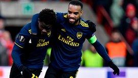 Стандард – Арсенал – 2:2 – відео голів та огляд матчу
