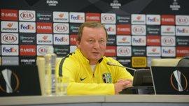 Шаран розповів, що допоможе покращити результати Олександрії в єврокубках