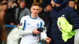 Динамо – Лугано: Циганков забив ювілейний гол за киян