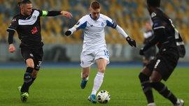 Цыганков вошел в топ-15 игроков Лиги Европы