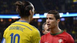 Ібрагімовіч охолов до Роналдо – у скандального шведа новий улюблений гравець