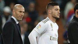 Реал может отдать Йовича в аренду уже в январе
