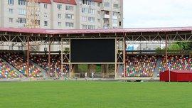 Тернопіль готовий виділити солідну суму на модернізацію свого стадіону – місто претендує на фінал Кубка України