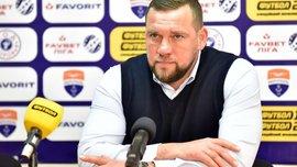 Бабич: Надеемся, Мариуполь сможет завершить чемпионат в первой шестерке