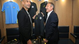 Спортдир Манчестер Сити Бегиристайн считает Реал лучшей командой Лиги чемпионов