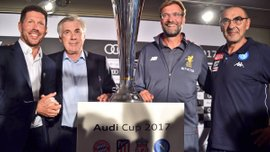 Атлетіко – Ліверпуль: Клопп кумедно описав реакцію Сімеоне на жереб плей-офф Ліги чемпіонів