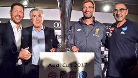 Атлетико – Ливерпуль: Клопп забавно описал реакцию Симеоне на жребий плей-офф Лиги чемпионов
