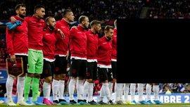 УЄФА оштрафував Албанію за поведінку вболівальників