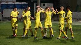 Збірна України U-21 проведе товариський матч проти Італії