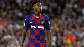 Барселона – Реал: Фати стал самым молодым дебютантом Эль Класико за почти 80 лет