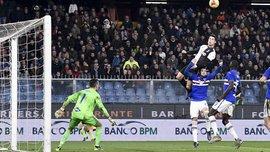 Ще один геніальний політ Роналду у відеоогляді матчу Сампдорія – Ювентус – 1:2