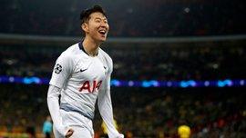 Сон в четвертый раз стал лучшим игроком года в Южной Корее