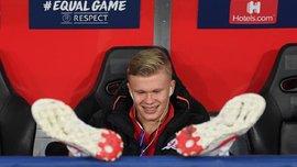 Сульшер назвав гравця, якого хотів би бачити у Манчестер Юнайтед