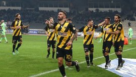 АЕК із Чигринським втратив очки у грі з Ламією – українець провів на полі увесь матч