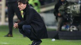 Монтелла обвинил руководство Фиорентины во вмешательстве в тренерскую работу