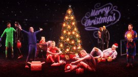 Малиновский берет пример с Месси, романтичный Лунин и вульгарный Ибрагимович – Как футбольный мир встречал Рождество