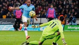 Вулверхэмптон – Манчестер Сити – 3:2 – видео голов и обзор матча