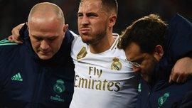 Азар не зіграє у Суперкубку Іспанії