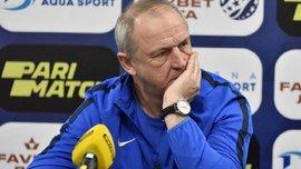 Рябоконь може так на тебе глянути, що вже нічого не захочеться, – Гітченко розповів про суворість тренера Десни