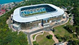 Стадион Черноморец снова пытаются продать