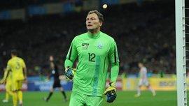 Пятов, напевне, найкращий голкіпер Європи за грою ногами, – Ковалець