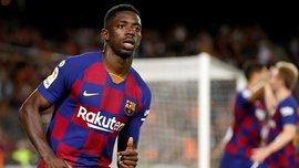 Ренн желает арендовать Дембеле на невыгодных условиях для Барселоны