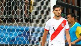 Самбрано провів переговори з перуанським клубом щодо трансферу із Динамо