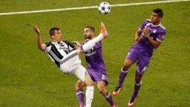 Ювентус стильним відео попрощався з Манджукічем та пригадав космічний гол у ворота Реала у фіналі ЛЧ