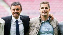Морено трогательно поблагодарил Энрике за сотрудничество после конфликта за тренерское кресло сборной Испании