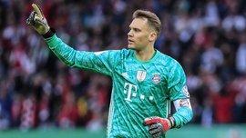 Нойер наотрез отказался делиться игровым временем в Баварии с перспективным конкурентом