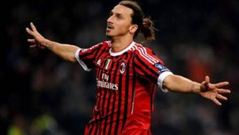 Ибрагимович определился со своим номером в Милане – швед взял пример с Пирло и нынешнего помощника Шевченко