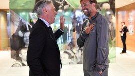 Анчелотти признался, что был близок к назначению главным тренером Ливерпуля