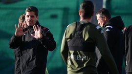 """""""Это школа Барселоны"""", – Фабрегас расхвалил игровой стиль нового наставника Монако"""