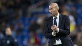 Зідан виділив двох гравців Реала після розгромної перемоги над Хетафе