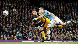 Лідер Порт Вейла Поуп знищив Стоунза у твіттері – в активі форварда гол у ворота Манчестер Сіті